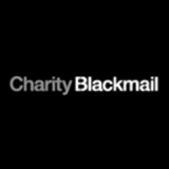 Charity Blackmail